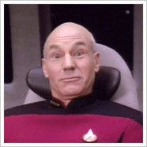 C'mon Get Happy Picard