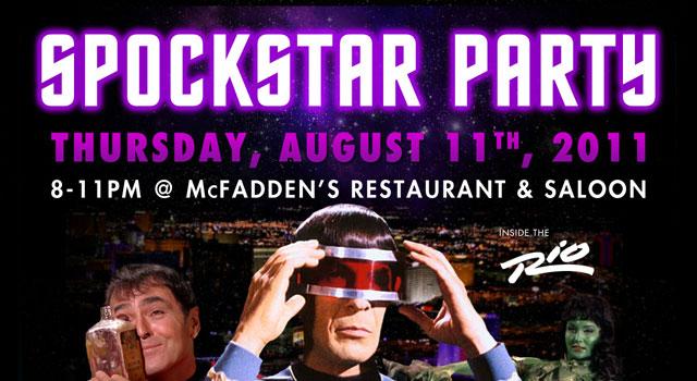 spockstar-party