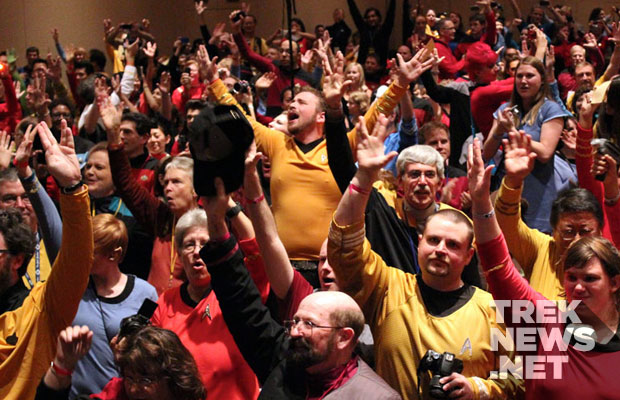 New World Record Set at Las Vegas Star Trek Convention