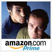 Star Trek on Amazon Prime