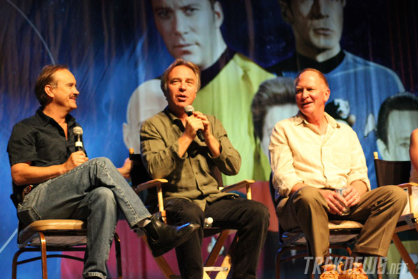 DS9 Aliens: Jeffrey Combs, Casey Biggs & Vaughn Armstrong