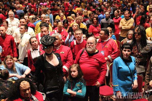 Star Trek Guinness World Record attempt