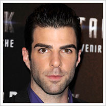 Zachary Quinto on Star Trek 2