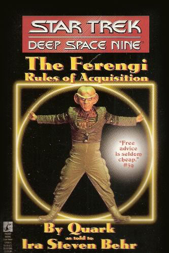 The Ferengi Rules-of Acquisition