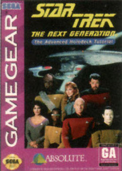SEGA Game Gear's Star Trek: The Next Generation