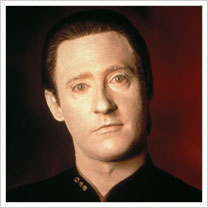 Brent Spiner as Data