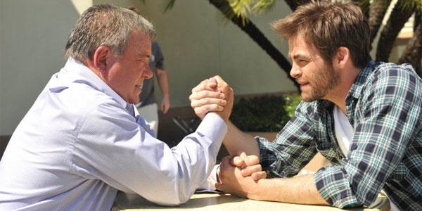 """Chris Pine: """"I Think Mr. Shatner will Forever be Captain ..."""