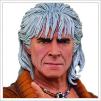 Khan bust from Titan Merchandise