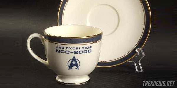 Captain Sulu Coffee Cup