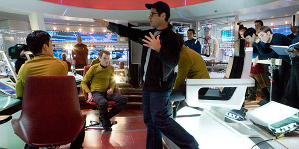 JJ Abrams Directing Star Trek (2009)