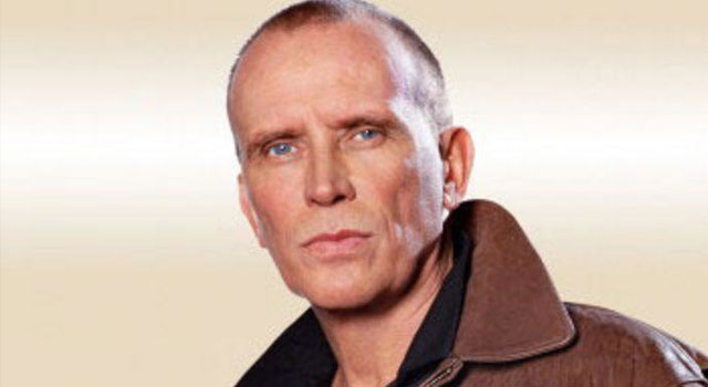 peter weller height