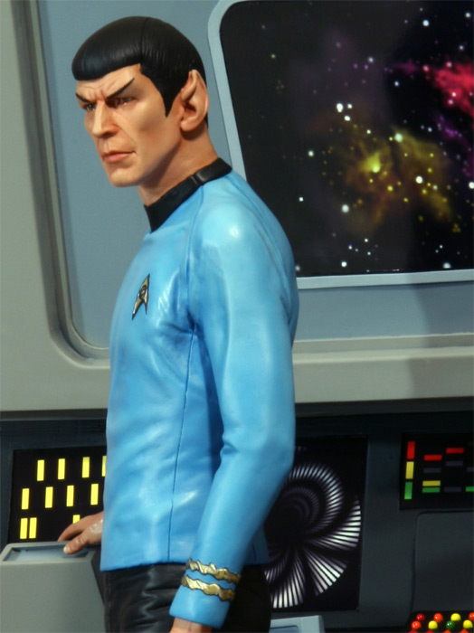 Spock Statue