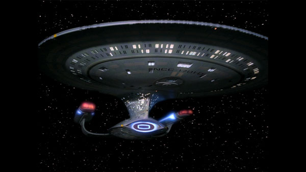 The NCC 1701-D in HD