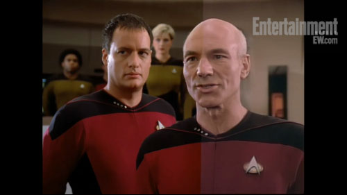 Star Trek: TNG in HD Preview