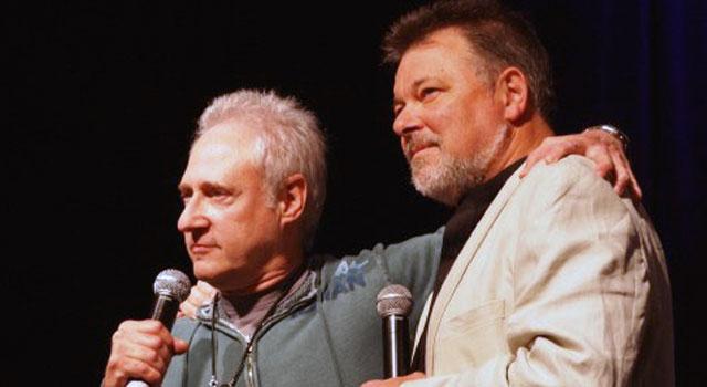 Jonathan Frakes & Brent Spiner