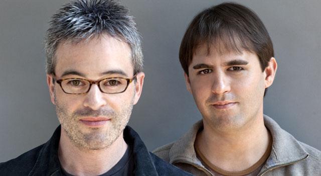 Alex Kurtzman & Roberto Orci Split