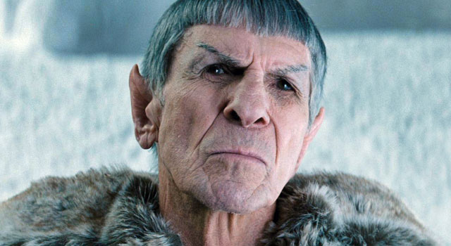 Leonard Nimoy Hints at a Possible Return to Star Trek