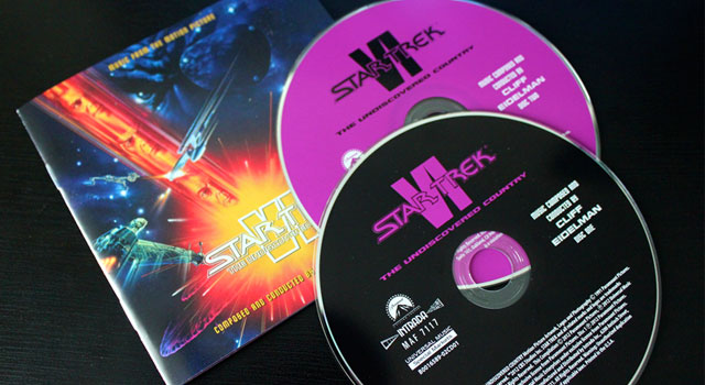 Star Trek VI - Expanded Soundtrack