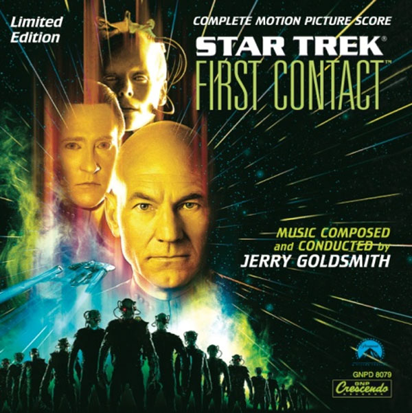 Star Trek: First Contact Remastered Soundtrack