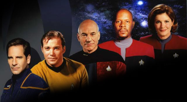 Destination Star Trek London Announces All 5 Captains