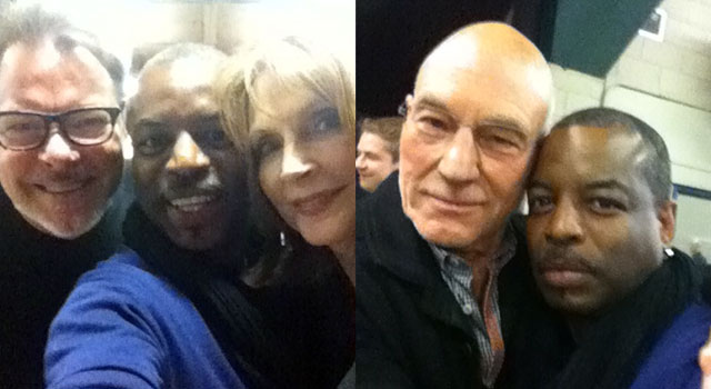 Cast of Star Trek: TNG Share Their Reunion Excitement