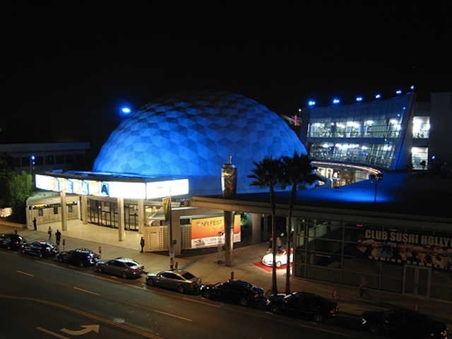 Arclight Cinema in Hollywood