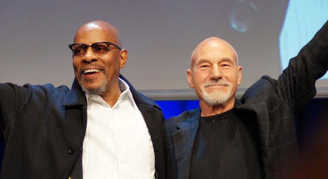 Avery Brooks Replaces Patrick Stewart at Nashville Star Trek Convention