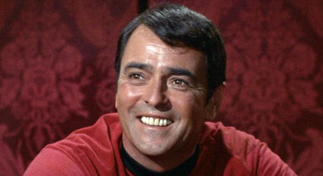 James Doohan's Ashes Reach Space Aboard SpaceX Falcon 9 Rocket