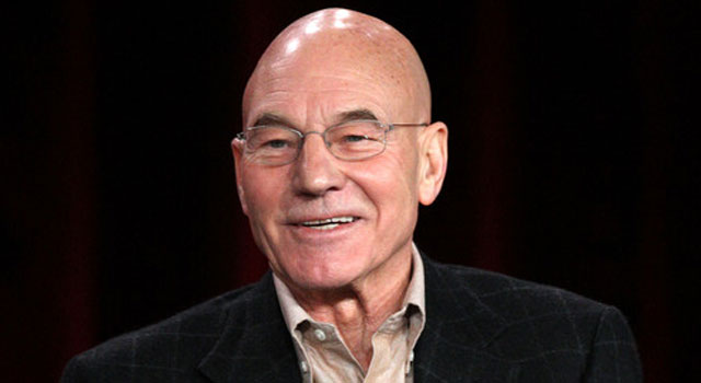 "Patrick Stewart to Narrate ""Sinbad:The Fifth Voyage"""