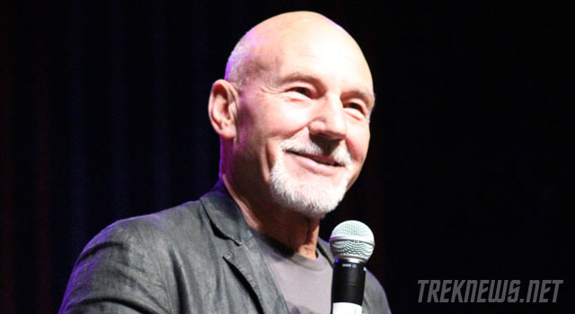 Patrick Stewart Added to Wizard World Philly — All Five Captains Appearing