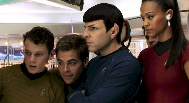 Star Trek Sequel Wraps + Complete Roundup of News, Rumors &amp; Photos<
