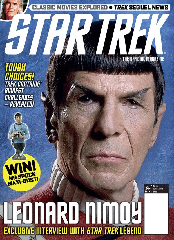 Star Trek Magazine #40