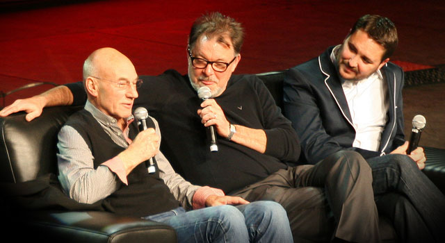 Calgary Expo Report: Star Trek: The Next Generation Cast Reunion
