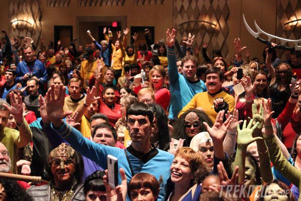 New World Record Set at Las Vegas Star Trek Convention