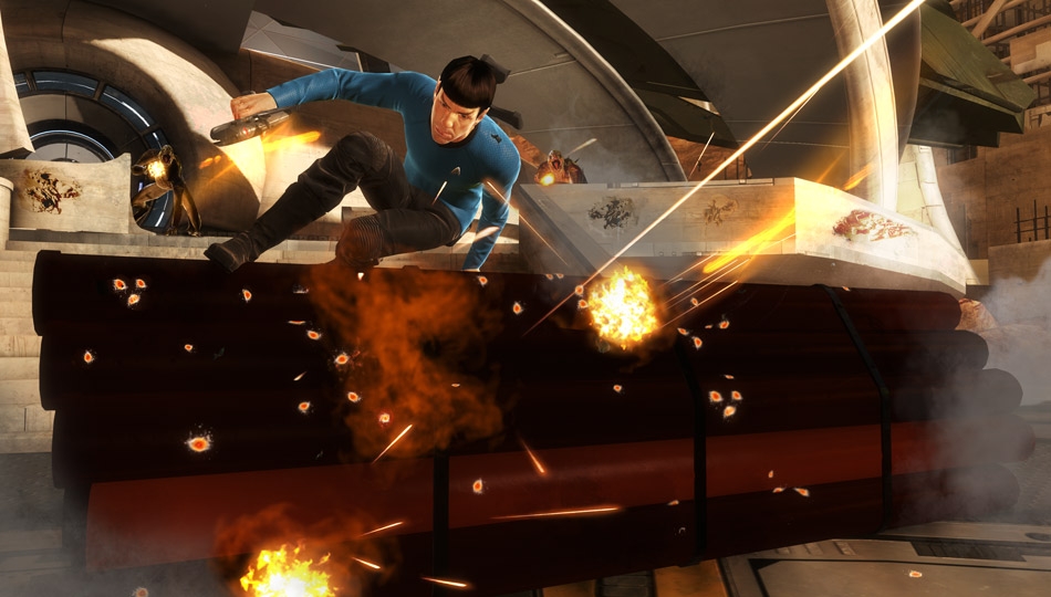 New Star Trek Video Game