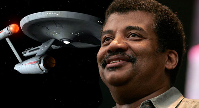 Neil deGrasse Tyson Confirms: The Enterprise is the Best