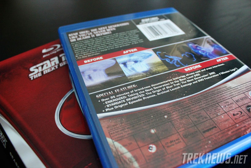 Star Trek: TNG Season 1 Blu-Ray Review