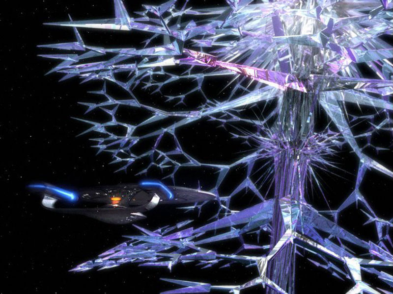 The Crystalline Entity