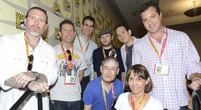 WATCH: Star Trek: The Next Generation Blu-ray Panel [SDCC 2012]