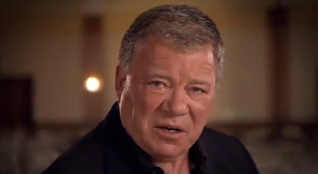 "WATCH: William Shatner's ""Get A Life"" Preview"