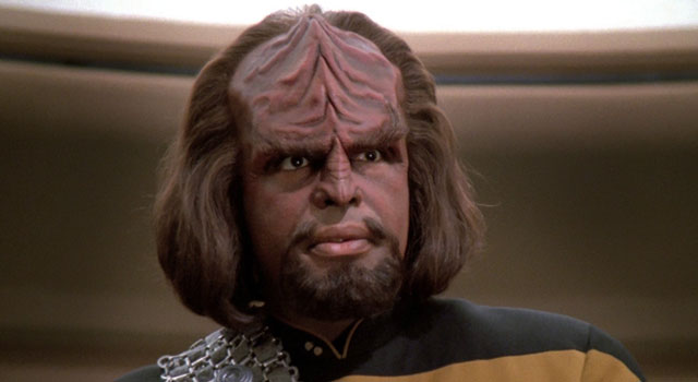 EXCLUSIVE: Michael Dorn Talks TNG at 25, DS9 and His Pitch for a New Star Trek Series