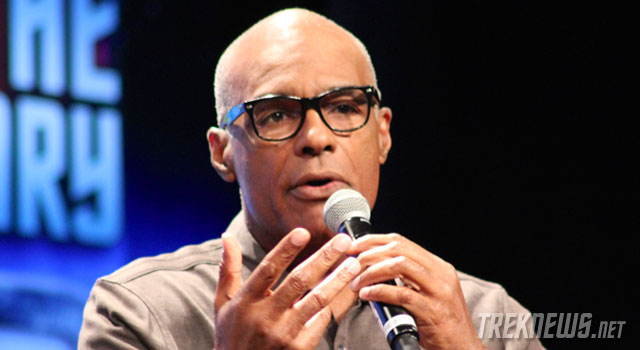 EXCLUSIVE: Michael Dorn on His New Romantic Comedy, the Evolution of His Look and if He'd Appear as Worf Again, Part 2