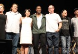 STLV 2012: &#039;Star Trek: Voyager&#039; Cast Reunion with Mulgrew, Beltran, Dawson, Russ, McNeill, Wang &amp; Picardo