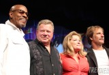 STLV 2012: Captains Panel with Shatner, Mulgrew, Brooks &amp; Bakula
