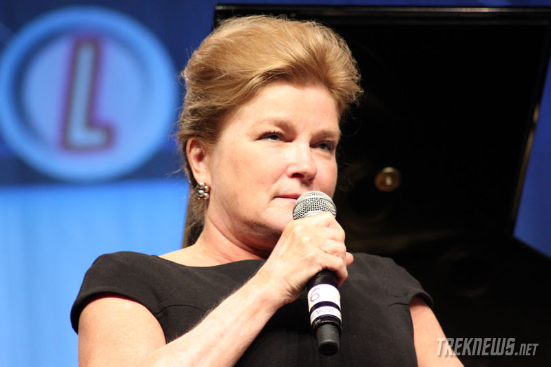 Kate Mulgrew at STLV 2012