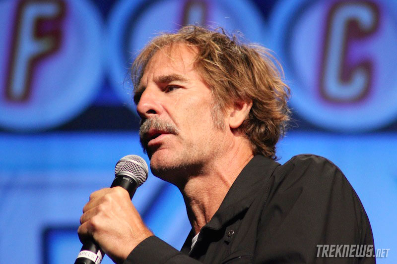 Bakula at the 2012 Las Vegas Star Trek Convention