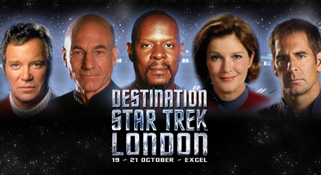Largest UK Star Trek Convention in Over a Decade to Take Place Next