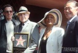 Walter Koenig Receives His Star on the Hollywood Walk of Fame