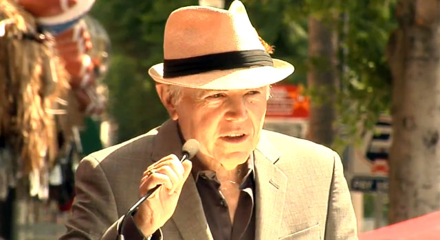 WATCH: Walter Koenig Receives Star on Hollywood Walk of Fame