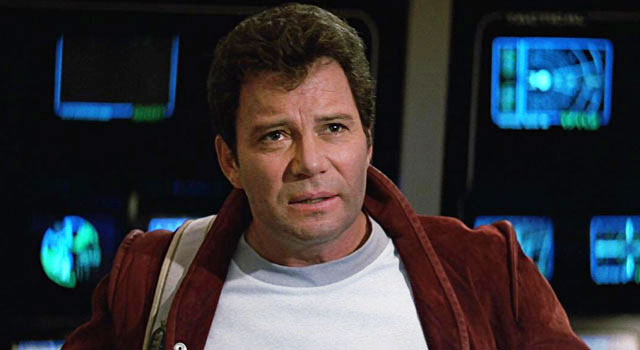 William Shatner on His Next Documentary & If We'll Ever See a Star Trek V Director's Cut